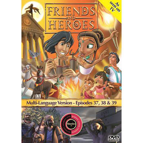Friends and Heroes 37-39