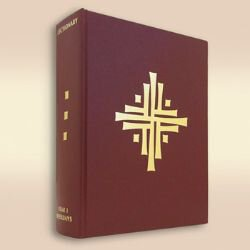 Lectionary - Weekday Masses Classic Edition Volume 2 - Year 1