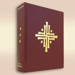 Lectionary - Weekday Masses Classic Edition Volume 3 - Year 2