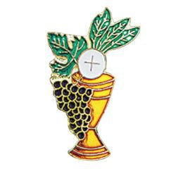 Body of Christ Communion Lapel Pin - 25/pk