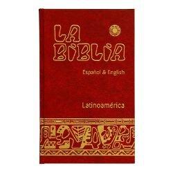 La Biblía Latinoamérica Bilingual Edition Deluxe