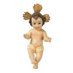 Christ Child Figurine with Story Card - 6/pk