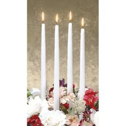 Environmentally Friendly Taper Candle - Ivory