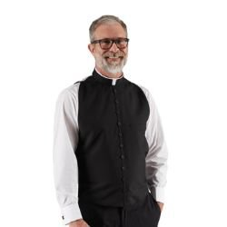 Roman Shirtfront - Vestfront with Buttons