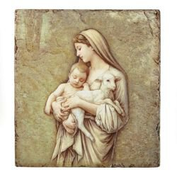 Marco Sevelli Tile Plaque - Innocence