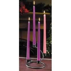 Staircase Advent Wreath