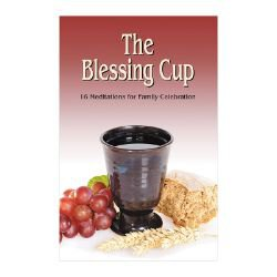 The Blessing Cup Book - 12/pk