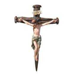 Nails Wall Crucifix - 4/pk
