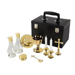 Portable Mass Kit with Case - 9 Piece Set