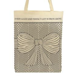 Every Good and Perfect Gift Tote Bag - 12/pk