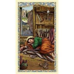 St. Joseph Sleeping Holy Card - 25/pk