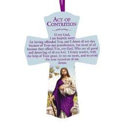 Reconciliation Wood Cross - 12/pk