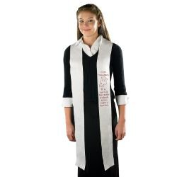 Confirmation Stole: Come Holy