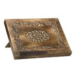 Carved Bible/Missal Stand