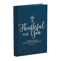 Thankful for You Journal - 12/pk