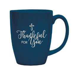 Thankful for You Gift Mug - 6/pk