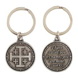 I Have Called You by Name Key Chain - 12/pk