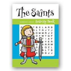 Aquinas Kids® The Saints Activity Book