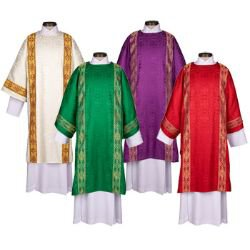 Avignon Collection Dalmatic - Set of 4