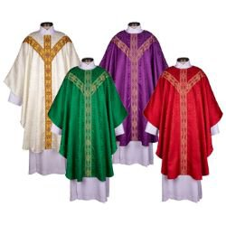 Avignon Collection Chasuble - Set of 4
