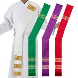 Avignon Collection Deacon Stole -Set of 4