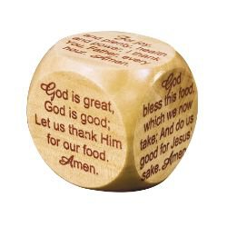 Mealtime Prayer Cube™