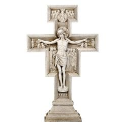 Avalon Gallery™ San Damiano Garden Crucifix
