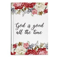 God is Good All the Time Journal - 12/pk