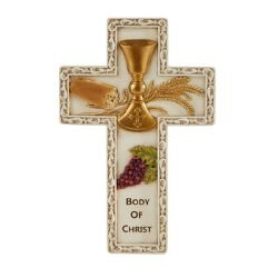 Body of Christ First Communion Wall Cross