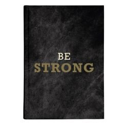 Be Strong Journal - 12/pk