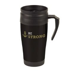 Be Strong Insulated Travel Mug - 4/pk