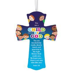 Child of God Cross - 12/pk