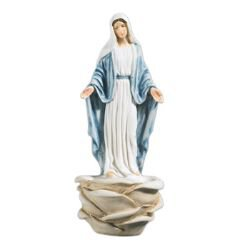 Our Lady of Grace Holy Water Font - 6/pk