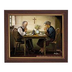 Thanksgiving Framed Print