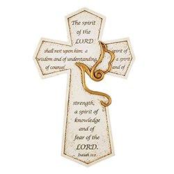 Confirmation Holy Spirit Cross - 2/pk