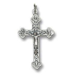 Metal Liturgy Crucifix - 50/PK