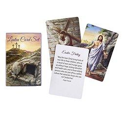 Download Lenten Prayer Card Set - 24 sets/pk