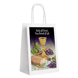Body of Christ First Communion Gift Bag - 24/pk