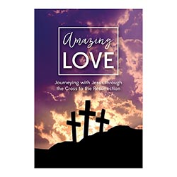 Amazing Love Devotional Book - 12/pk