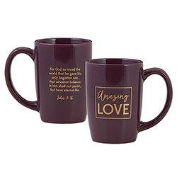 Amazing Love Gift Mug - 6/pk