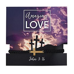 Amazing Love Bracelet with Card - 12/pk