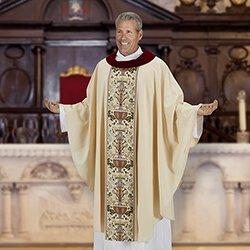 Coronation Chasuble