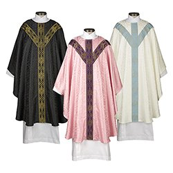 Avignon Collection Chasubles - Set of 3