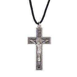St  Benedict Crucifix, Cross Pendants, Catholic Jewelry | Autom