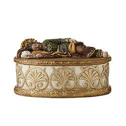 Sleeping St. Joseph Rosary Box