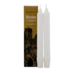 Polar Brand® Blessing/Candlemas  Candle Set - 12 sets/pk