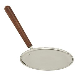 Stainless Steel Paten with Handle