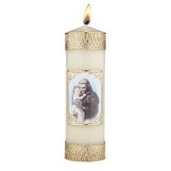 Devotional Candle - St. Anthony
