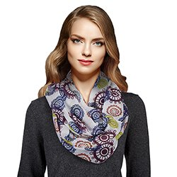 Noble Woman Infinity Scarf