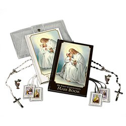 Traditional Memories First Communion Wallet Set - Girl